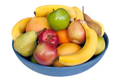 Bowl of Fruit Royalty Free Stock Photos
