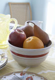 Bowl of Fruit Royalty Free Stock Photo