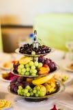 Bowl of fruit Royalty Free Stock Image