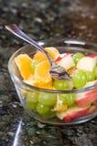 Bowl of Fruit Salad Stock Photos