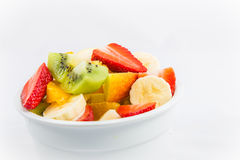 Bowl of fruit Royalty Free Stock Image