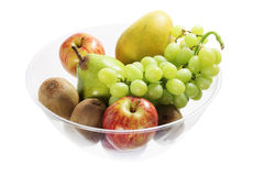 Bowl of Fruits Royalty Free Stock Photo
