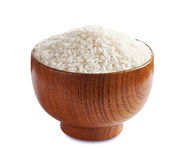 Bowl full of rice Stock Photos