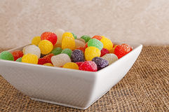 Bowl of gum-drops, Stock Photos