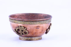 Bowl  incense Stock Image