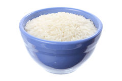 Bowl of Jasmine Rice Stock Images