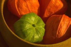 Bowl of Lanterns Stock Photo