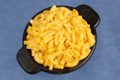 Bowl of mac and cheese Royalty Free Stock Photo