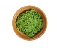 Bowl of mushy peas, Stock Photos