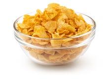 Free Bowl Of Corn Flakes Royalty Free Stock Photos - 48222968