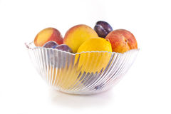 Bowl Of Fruit Stock Images