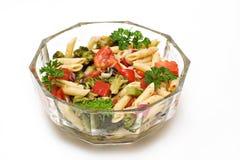 Free Bowl Of Pasta Salad Royalty Free Stock Photos - 2926428