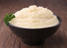 Free Bowl Of Puree Stock Photography - 21418362