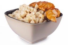 Bowl of Pasta Royalty Free Stock Photo
