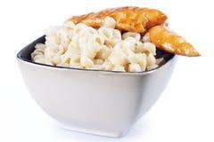 Bowl of Pasta Stock Image