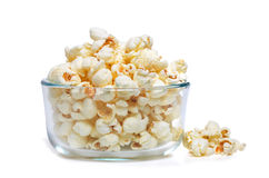 Bowl Popcorn Royalty Free Stock Photo