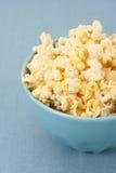 Bowl of popcorn Stock Photos