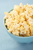 Bowl of popcorn royalty free stock photo