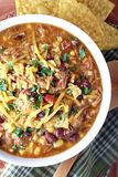 Bowl of pork stew Stock Image