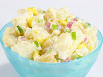 Bowl of Potato Salad Stock Photos