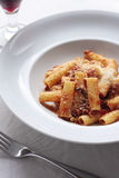 A bowl of ragu Royalty Free Stock Images