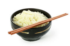 A bowl of rice Royalty Free Stock Photo