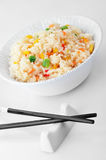Bowl of  rice Royalty Free Stock Photography