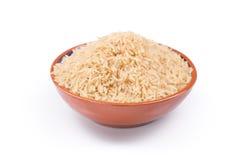 Bowl of rice Royalty Free Stock Photos