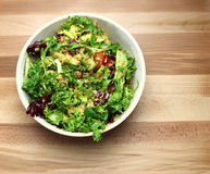 Bowl of Salad Stock Images