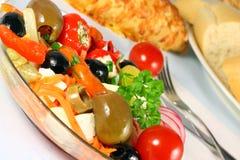 Bowl of salad. Royalty Free Stock Image