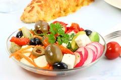 Bowl of salad. Stock Photography