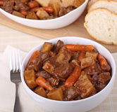 Bowl of Stew Stock Photos