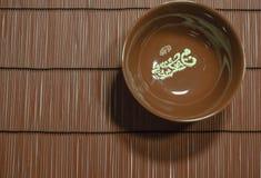 Bowl of sushi Royalty Free Stock Image