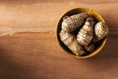 A bowl of taro. Eastphoto, tukuchina, A bowl of taro, Food And Drink Stock Images