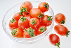 Bowl of  tomato Royalty Free Stock Image