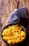 Bowl of traditional Bavarian spaetzle Royalty Free Stock Photography