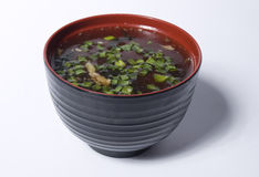 Bowl With Soup Royalty Free Stock Photo