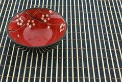bowla orientaliskt Arkivbilder