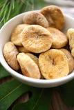 bowla torra figs Royaltyfri Foto