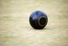 bowlar lawn Arkivbilder