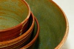 bowlar southwestern Royaltyfri Fotografi