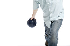 Bowler Royalty Free Stock Photography