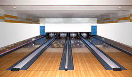 Bowling Stock Photos