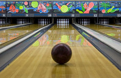 Free Bowling Royalty Free Stock Photography - 14462647