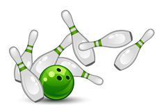 Free Bowling Royalty Free Stock Photography - 162519577
