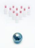 bowling Arkivbilder