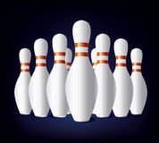 Bowling Immagine Stock