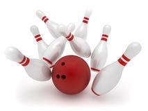 Free Bowling Royalty Free Stock Image - 19773766