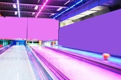 Bowling Royalty Free Stock Image