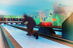 Bowling Royalty Free Stock Photo